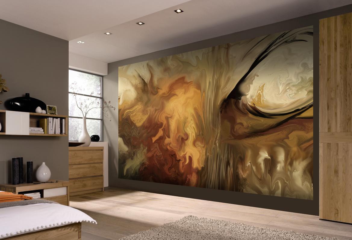 Egyedi faldekoráció - Hálószoba inspirációk